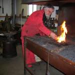 Dries- een goed vuur stoken